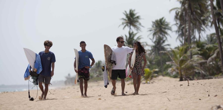 Desde el 12 al 18 de noviembre del año en curso se celebrará el Rincón 50 Surf Fest, en conmemoración al cincuentenario del Campeonato Mundial de Surf, a celebrarse en la Playa Marías, Rincón. (GFR Media) (horizontal-x3)