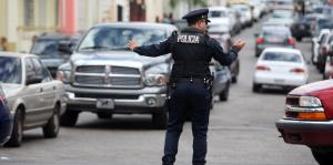 Policía ofrece detalles del tránsito de cara a Paro General