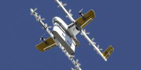 Filial de Google usa drones para hacer entregas en Virginia