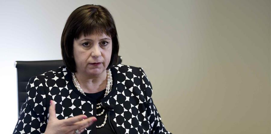 Natalie Jaresko es la directora ejecutiva de la Junta de Supervisión Fiscal. (horizontal-x3)