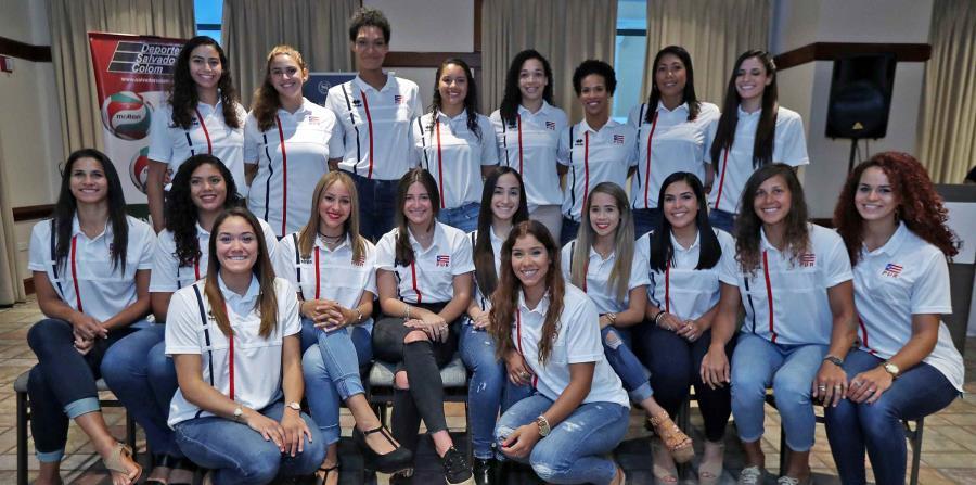 Nueve de las 14 jugadoras que participarán en el torneo debutarán en el combinado como parte de la reestructuración. (horizontal-x3)