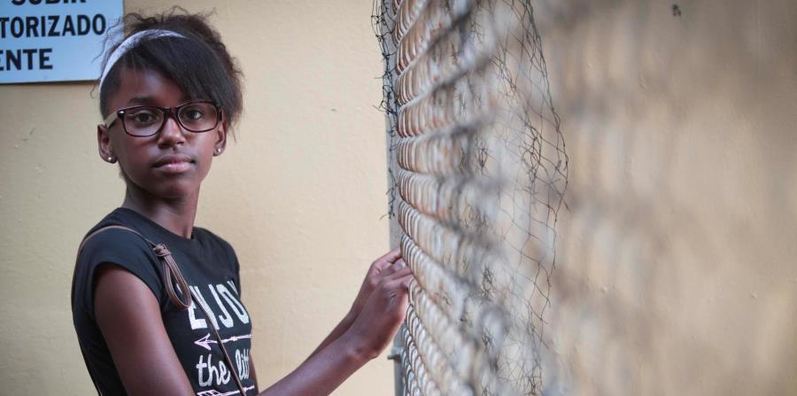 Alma Yadira Cruz Cruz, estudiante de educación especial, tenía 11 años cuando fue acusada por una disputa no violenta con dos compañeras de clase. (GFR Media) (horizontal-x3)