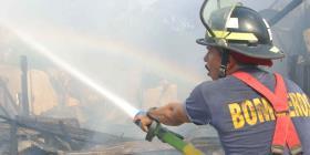 Registran dos fuegos forestales en Arecibo