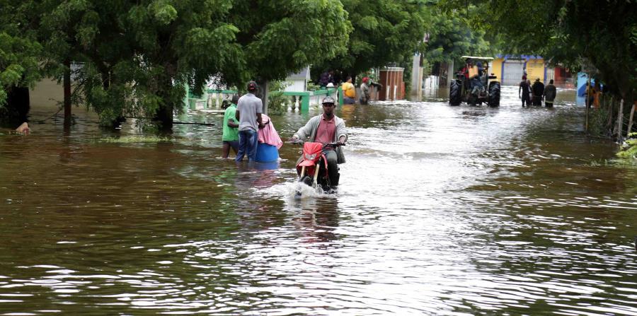 Lluvias causan daños millonarios a infraestructura dominicana (horizontal-x3)