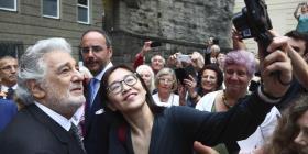 Plácido Domingo recibe ovación de pie en Salzburgo