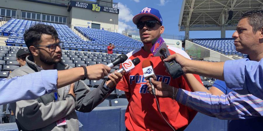 El derecho Freddie Cabrera será el lanzador que abrirá por Puerto Rico en el juego de mañana.  (Suministrada) (horizontal-x3)