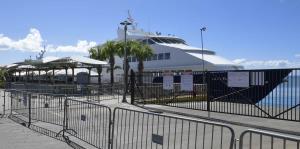 Usarán una de las lanchas de las islas municipio para transporte en las Fiestas de la Calle San Sebastián