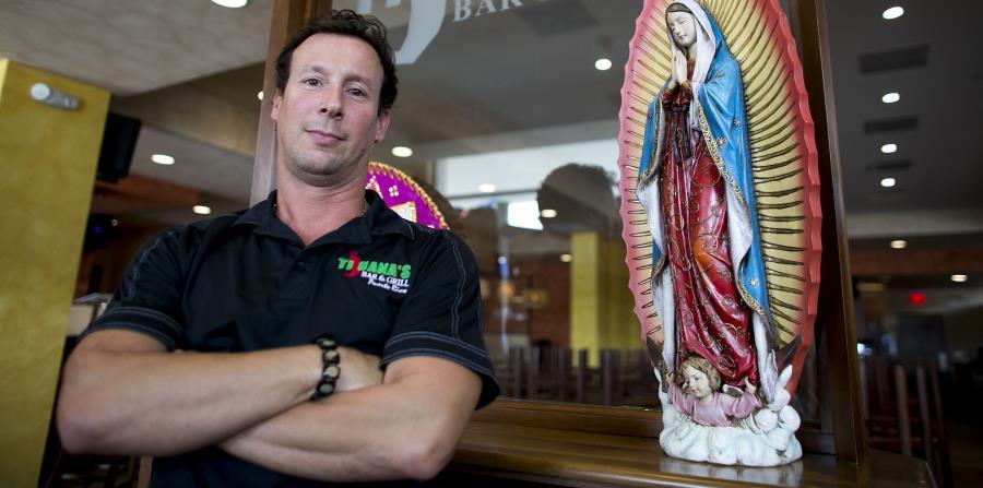 Gómez fundó su primer restaurante de comida mexicana hace 15 años. (horizontal-x3)
