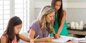 Los retos de trabajar a distancia y realizar las tareas escolares