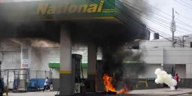 Dominicana militariza las estaciones de gasolina en frontera con Haití
