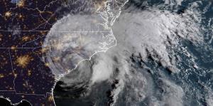 Impresionantes imágenes del impacto de Florence en la costa este de Estados Unidos