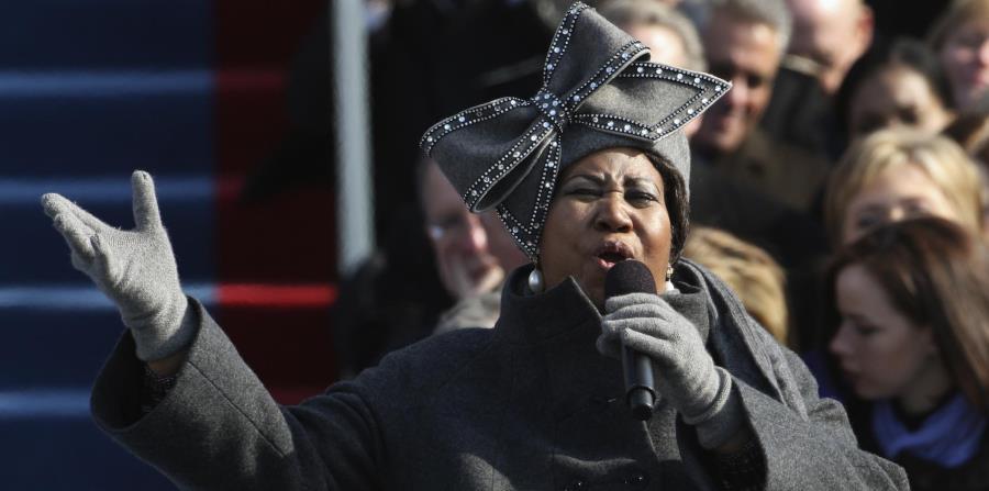 El funeral de Aretha Franklin será privado y se celebrará el 31 de agosto en Detroit (horizontal-x3)