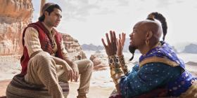"""""""Aladdin"""" debuta en el primer lugar de las taquillas"""