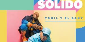 """""""Sólidos"""" en la música urbana Yomil y El Dany"""