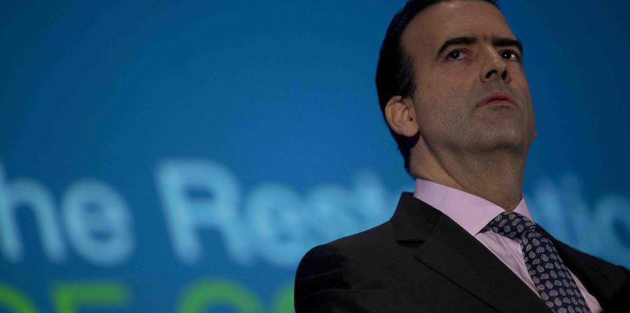 José Carrión hizo las expresiones durante la quinta edición del Puerto Rico Investment Summit. (horizontal-x3)