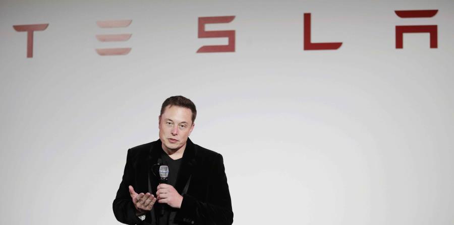 Elon Musk, director general de Tesla, realizó el anuncio. (horizontal-x3)