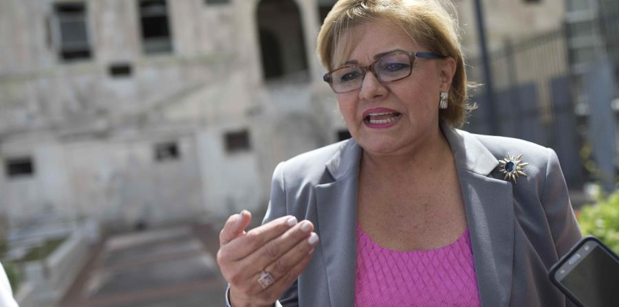 Norma Burgos. (GFR Media)