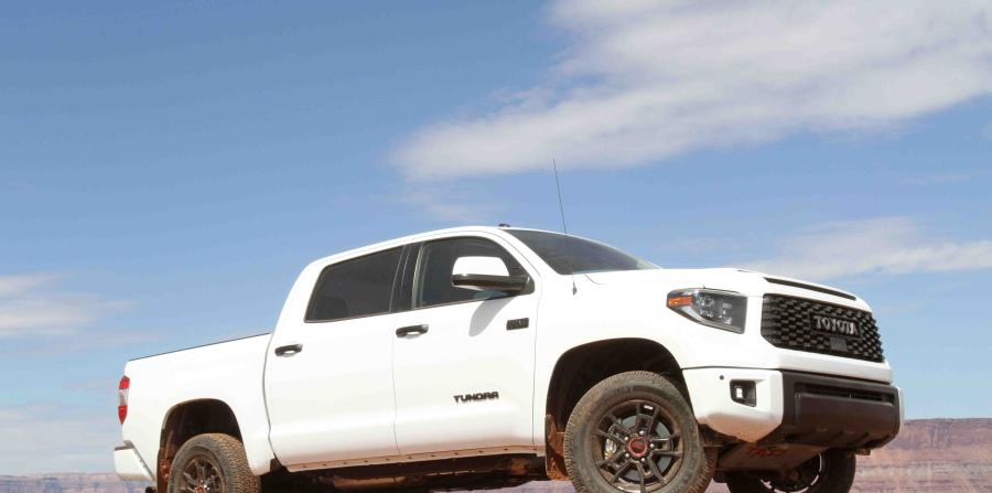 Toyota Tundra (Suministrada)