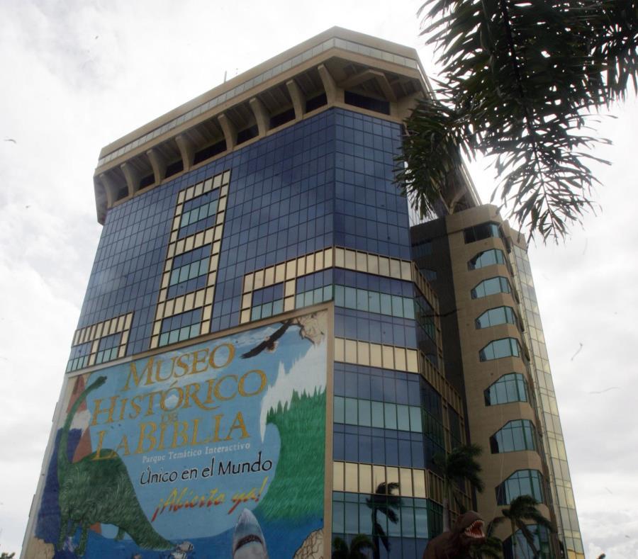 La antigua Torre de Oración se convertirá en un proyecto residencial y comercial. (GFR Media) (semisquare-x3)