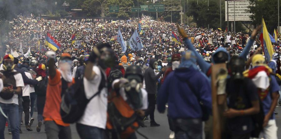 Venezuela anuncia que activará proceso para salir de la OEA (horizontal-x3)