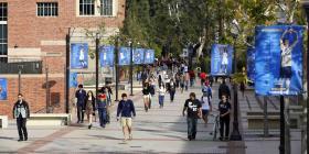 Imponen cuarentena por sarampión en dos universidades de Los Ángeles