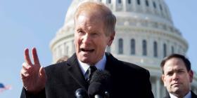 El comité de campaña de Bill Nelson presenta una demanda durante el recuento de votos