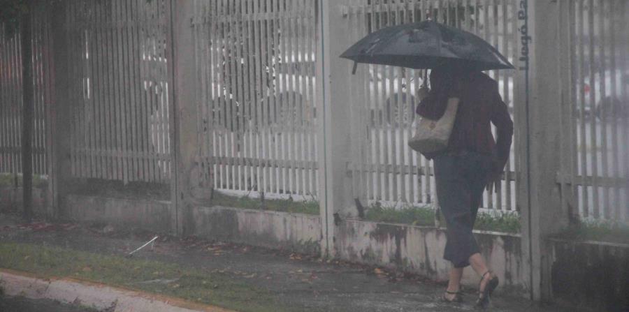 Se auguran condiciones lluviosas hasta temprano el jueves. (horizontal-x3)