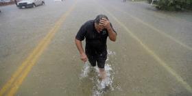 Reportan la quinta muerte en Texas por los estragos que causó la tormenta Imelda