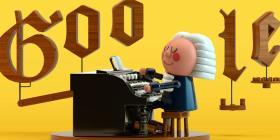 """Google muestra primer """"Doodle"""" creado con inteligencia artificial"""