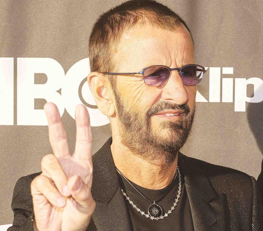 Cerca de los 80 años, Ringo Starr sigue contento de haber ...