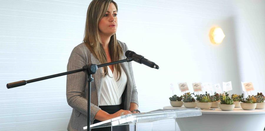 Saskia Gómez, ejecutiva de relaciones públicas de Toyota de Puerto Rico. (Suministrada)