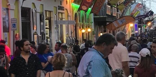 La libre empresa triunfa en fiestas de la SanSe