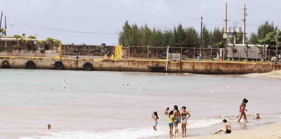Las playas no aptas para bañistas son Tropical Beach, en Naugabo y el muelle de Arecibo, también los balnearios de Rincón y Seven Seas, en Fajardo. (GFR Media) (horizontal-x3)