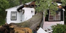 Tormentas eléctricas dejan apagones e inundaciones en el noreste de EE.UU.