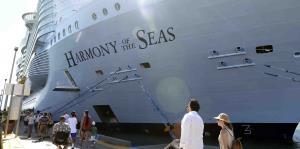 Así es el interior del crucero más grande del mundo