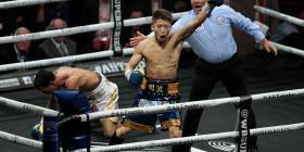 Más visible el dominio de los boxeadores japoneses en América