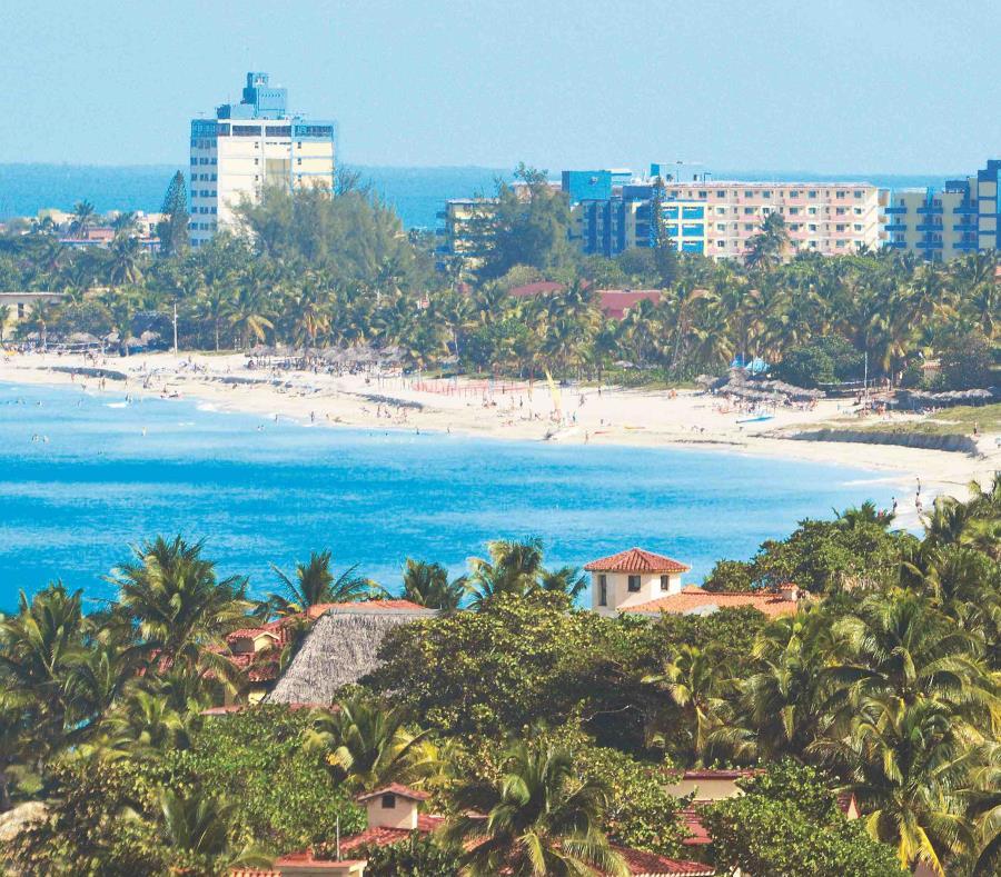 Varadero es uno de los balnearios más importantes en Cuba. (GFR Media) (semisquare-x3)