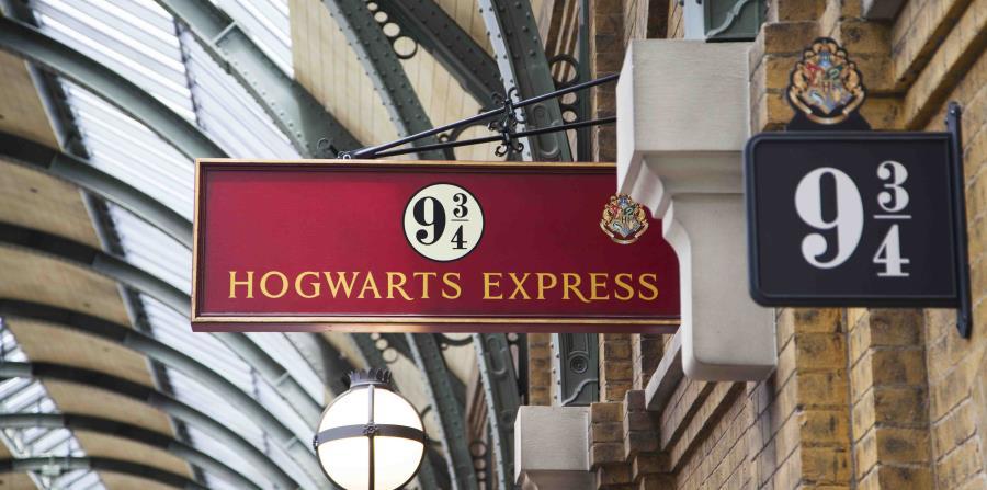Harry Potter, Hogwarts Express (horizontal-x3)