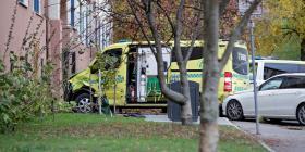 Un hombre roba una ambulancia y arrolla a varias personas en Noruega