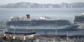 Dos barcos de Costa Cruceros con tripulantes con síntomas de gripe se aproximan a Miami
