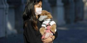 Un perro en Hong Kong arrojó un débil positivo al coronavirus