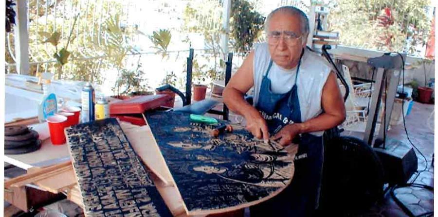 La apertura de la exhibición en honor al maestro José R. Alicea, será el próximo jueves, 15 de febrero, en la sala anexo de la Liga de Arte en el Viejo San Juan. (horizontal-x3)
