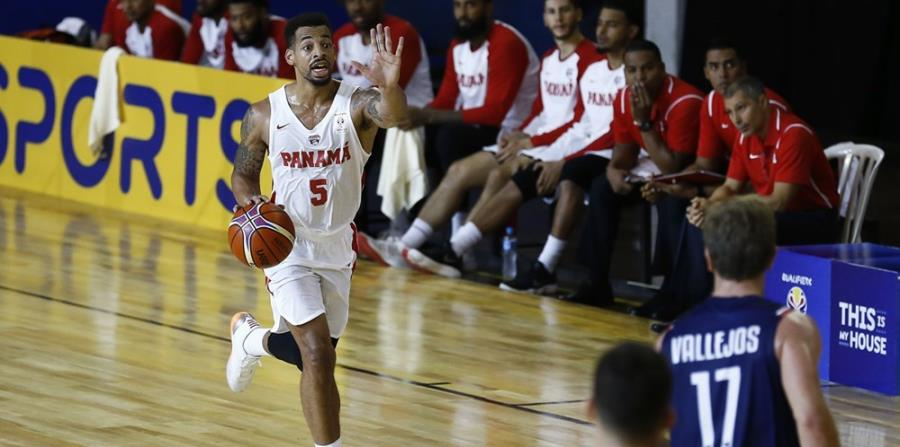 Trevor Gaskins es uno de los principales canasteros de Panamá. (Suministrada / FIBA) (horizontal-x3)