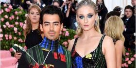 Joe Jonas y Sophie Turner comparten las fotos de su espectacular luna de miel