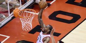 Los Raptors de Toronto logran su primer triunfo en la final de la Conferencia del Este