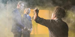 Gilberto Santa Rosa grabó en Cuba video musical junto a Leoni Torres