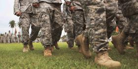 Muere un soldado de Estados Unidos al volcarse vehículo en Afganistán
