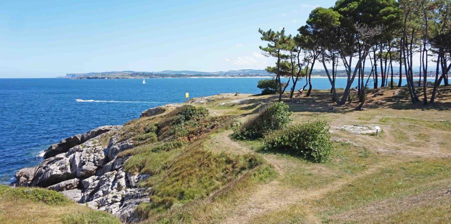 En el Parque de la Magdalena encuentras playa, un parque y hasta  un zoológico. (Suministrada)