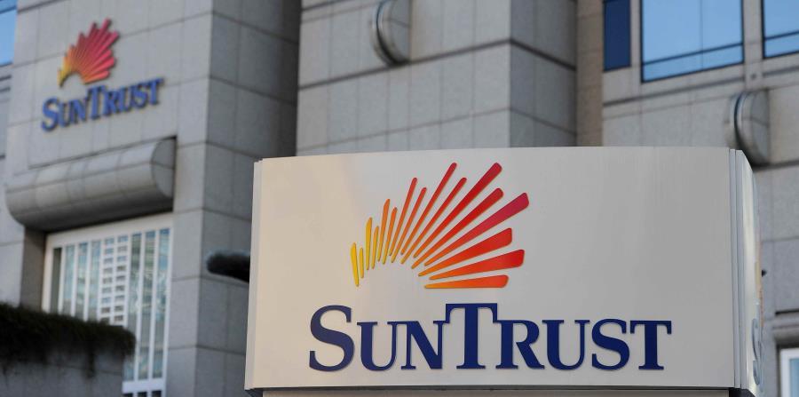 BB&T y SunTrust  tendrán activos y depósitos de $66,000 millones. (EFE) (horizontal-x3)