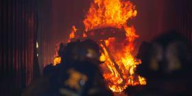 Arrestan a un joven de 21 años por incendiar una residencia en Hatillo
